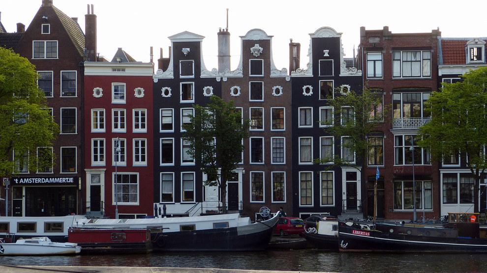 domy -v-amsterdame