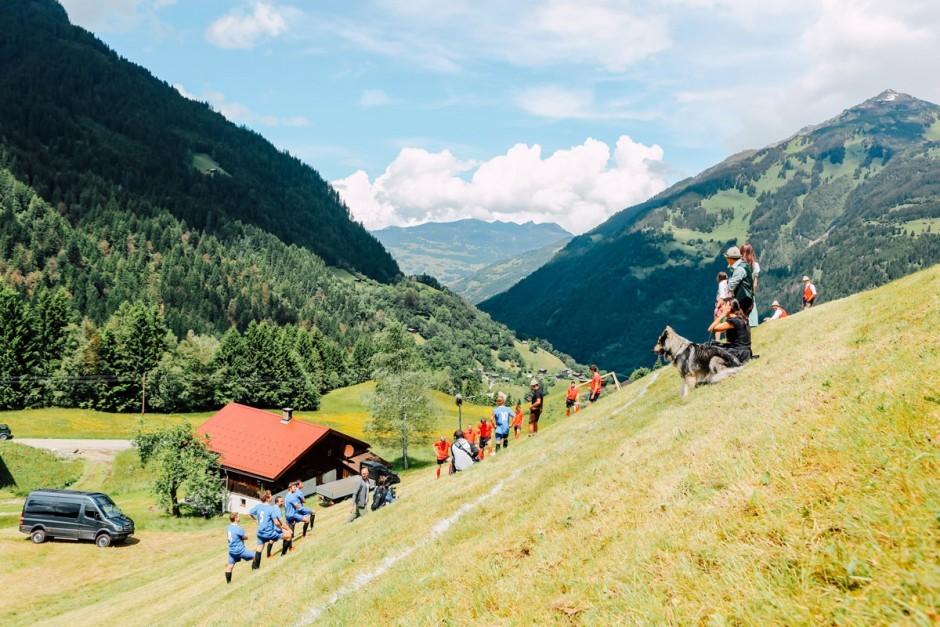 Alpský futbal
